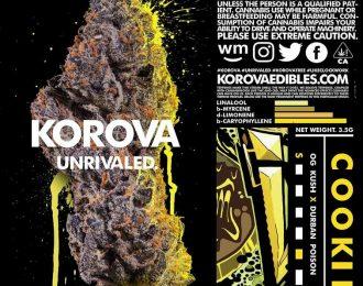 """Korova """"cookies"""" 3.5"""