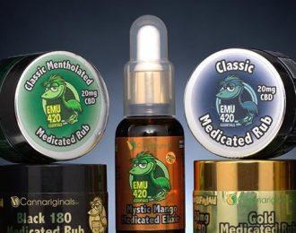 Emu 420 oils.and rubs.