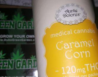 Auntie Delores carmel corn