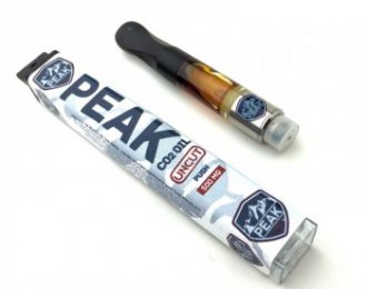 Peak vape high CBD oils  strains (1 gram)