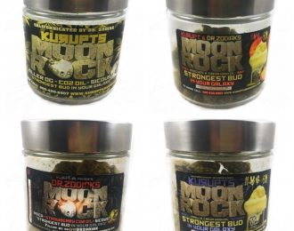 "Kurupt Moon Rocks ""peach"""