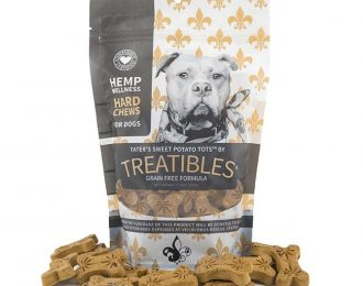 Treatables cbd dog treats